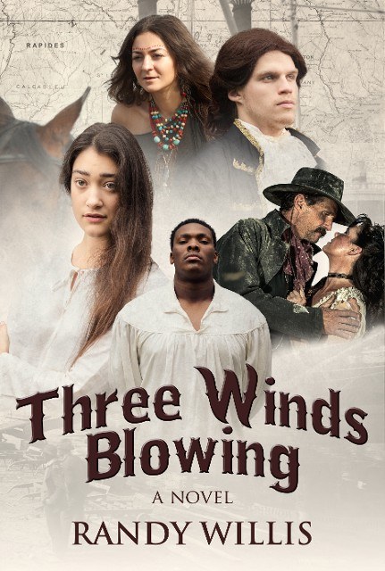 three winds blowing, randy willis, joseph willis, james bowie, solomon northup, william prince ford, edwin epps, 12 years a slave, twelve years a slave