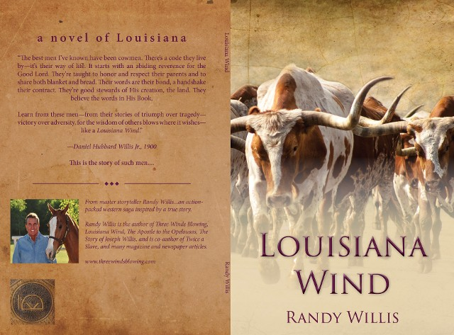 randy willis Louisiana wind
