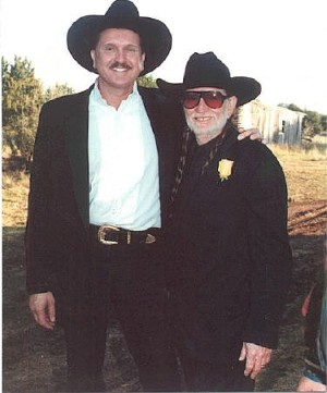 Randy Willis, Willie Nelson