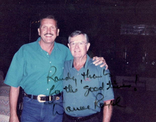 darrell royal, randy willis