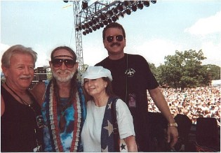 Willie Nelson, Randy Willis