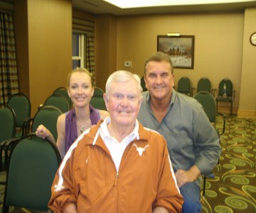 Randy Willis Darrell Royal