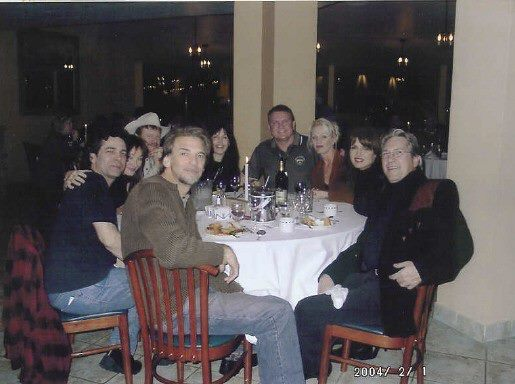 Kenny Loggins, Chuck Cannon, Lari White, Paul and Julie Overstreet,  Randy Willis, Deborah Allen, Raymond Hicks, Kenny Loggins